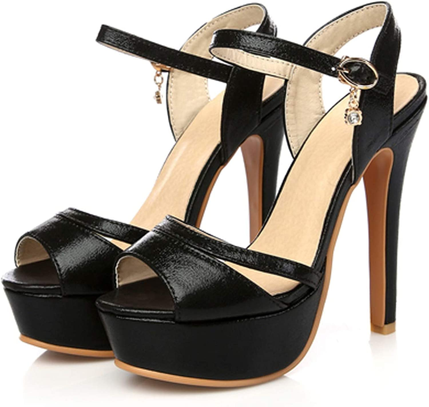 Fanatical-Night The Product was Upgrade, Summer Fashion Women Sandals Sexy High Heel Sandal