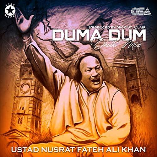 Ustad Nusrat Fateh Ali Khan feat. Mick St. Clair