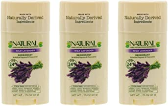 Dr. Natural Deodorant for Women and Men - Aluminum Free - Sulfate & Paraben Free, Cruelty Free- Deodorant Stick - 24 Hour ...