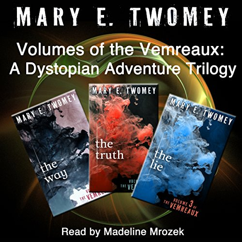 Volumes of the Vemreaux Complete Collection  By  cover art