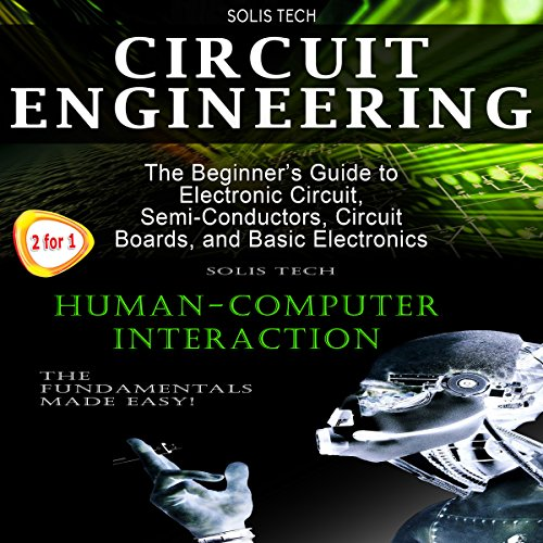 Circuit Engineering & Human-Computer Interaction audiobook cover art