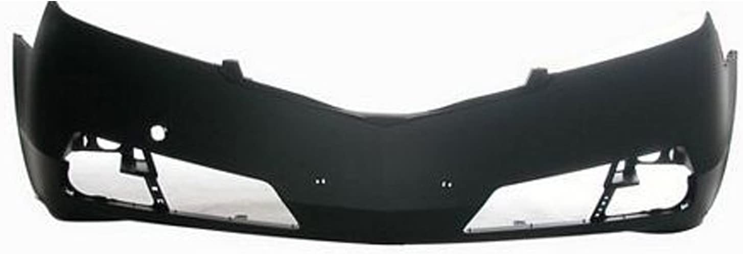 MDR Replacement Compatible Bumper Tulsa Mall Fr Primed Max 75% OFF Acura Tl Capa for 20