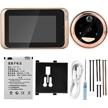 Vi.Tel Oro E0551 40 Spioncino Digitale Wi-Fi