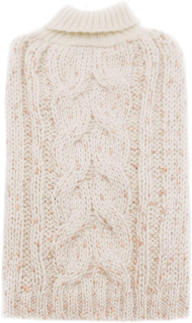 Max 63% OFF KYEESE Dog Rapid rise Sweaters Turtleneck wit Pullover Knitwear Sweater