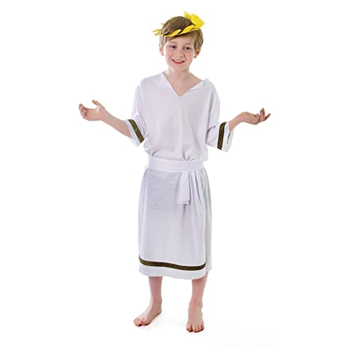 Bristol Novelty Greek Boy Costume (L) Age 7   9 Years
