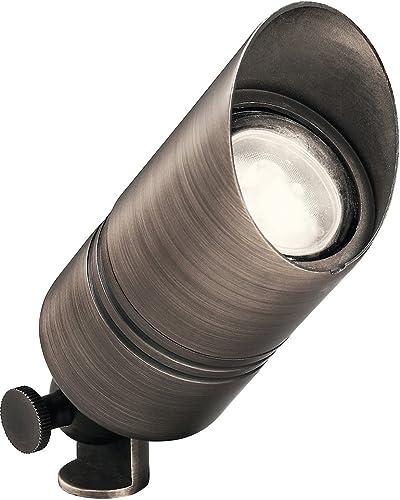 lowest Kichler 15475CBR One discount Light outlet online sale Accent online sale