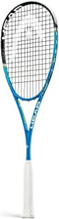 Head Graphene XT Xenon Slimbody Squash Racquet Series (120 135g Weights)