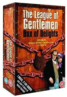 The League Of Gentlemen - Box Of Delights