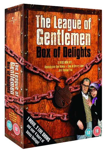 Box of Delights (3 DVDs)