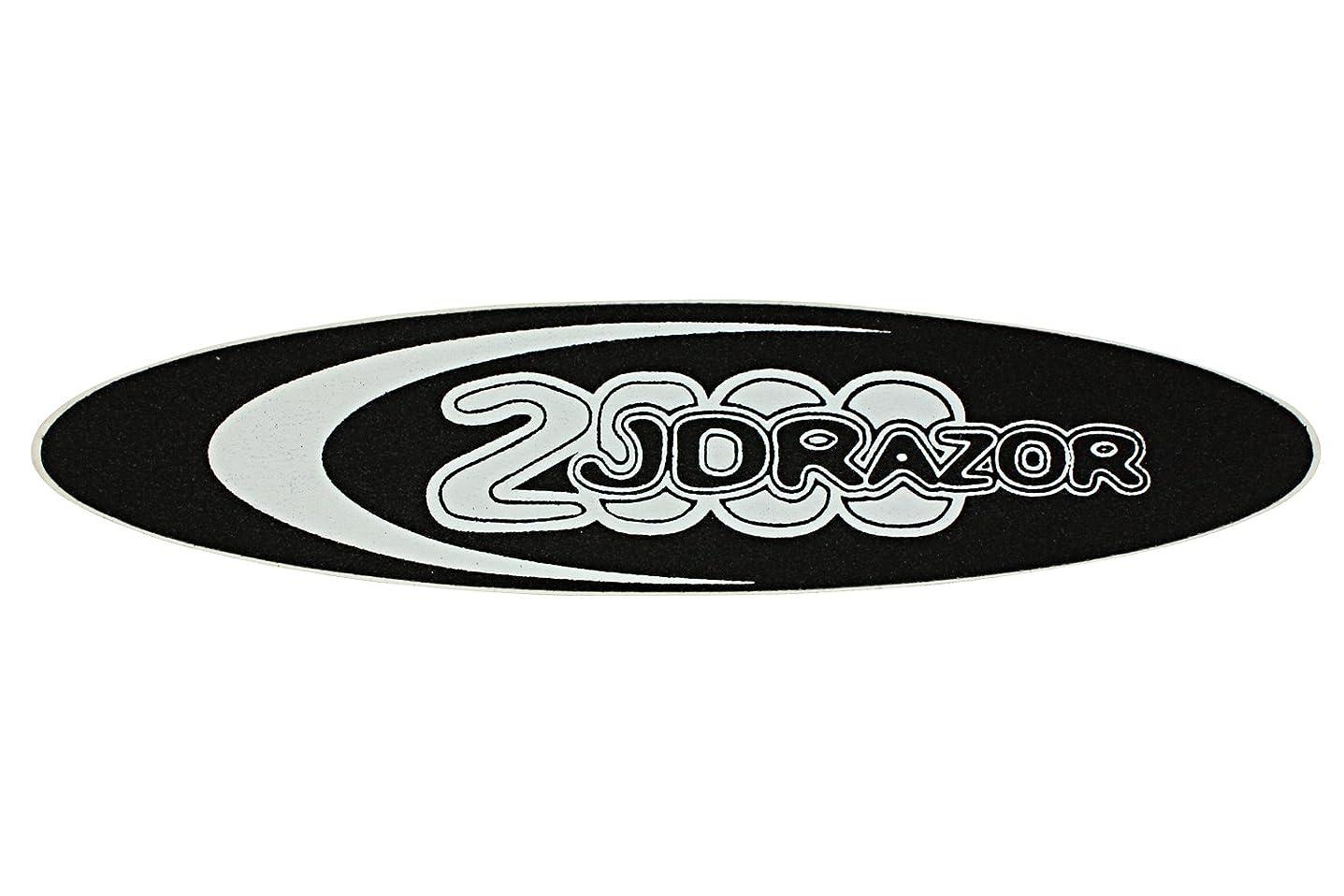 占める精神医学状態JD RAZOR 2000 デッキテープ WHITE