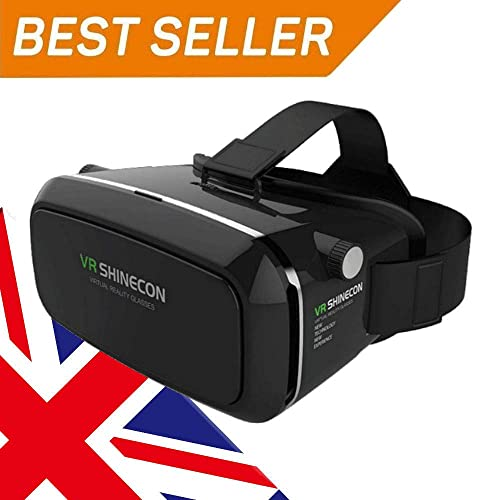0ecef881ce09 Virtual Reality Headsets  Amazon.co.uk