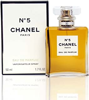 Chanel No 5 Eau De Parfum Spray 100ml (3.4 Oz) EDP Perfume
