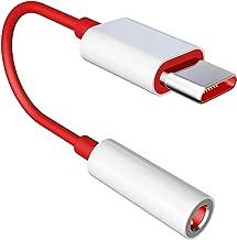 POPIO Type C to 3.5mm Noise Cancelling Headphones Jack Converter Audio Adapter