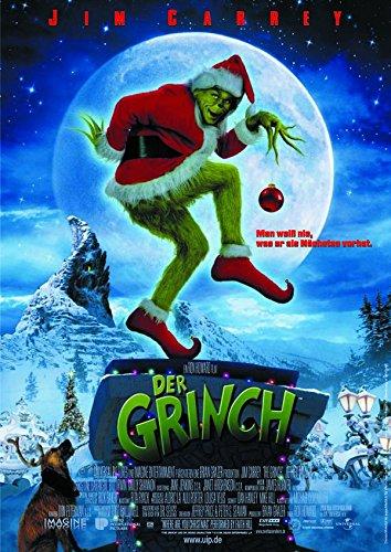 Der Grinch (2000) | original Filmplakat, Poster [Din A1, 59 x 84 cm]