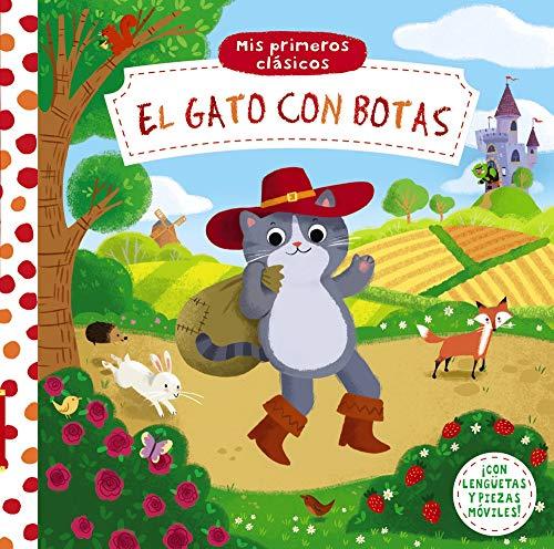 Mis primeros clásicos. El gato con botas (Castellano - A PARTIR DE 0 AÑOS - MANIPULATIVOS (LIBROS PARA TOCAR Y JUGAR), POP-UPS - Otros libros)