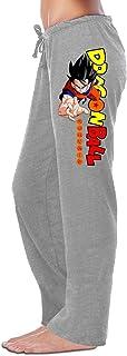 Renacimiento de la Mujer Dragon Ball Son Goku algodón Sudor Pantalones