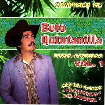 Puros Corridos, Vol. 1