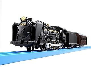 プラレール S-29 ライト付C61 20号機蒸気機関車