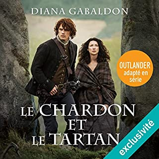 Le Chardon et le Tartan (Outlander 1) cover art