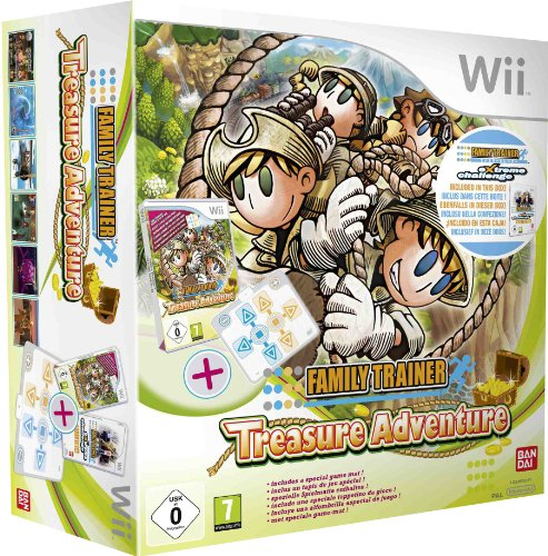 Family Trainer - Treasure Adventure inkl. Aktionsmatte