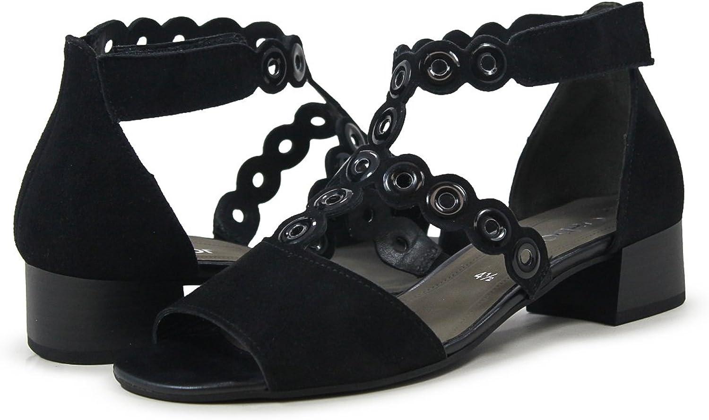 Gabor 81.721.17 Black Bootie Sandal
