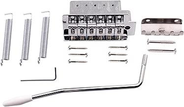 Seismic Audio Electric Guitar Bridge (SAGA25)