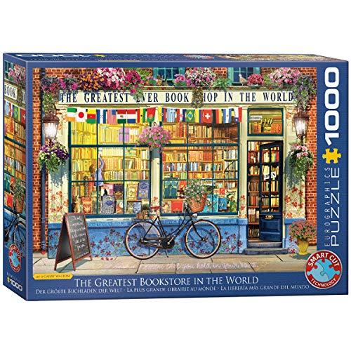 EuroGraphics 'Joan Miró Hirondelle Amour Puzzle (1000 Piezas, Multi-Color)