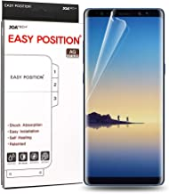 [Patented] Galaxy Note 9 & Note 8 Screen Protector Film (2-Pack) Perfect Touch & Sensitivity Anti-Scratch Self-Healing Easy Install [Easy Position] [Matte, Case-Friendly]