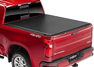 Truxedo 1523201 Sentry Hard Rolling Truck Tonneau Cover fits 2020 Jeep Gladiator with Trail Rail System, 5' Bed