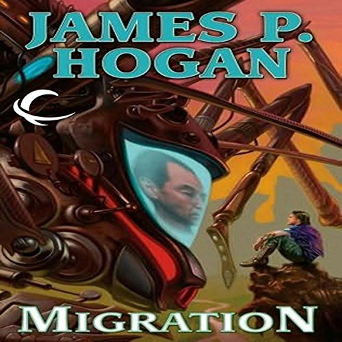 Migration audiobook cover art