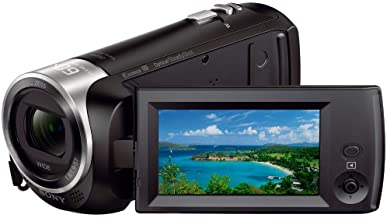 Sony – HDRCX405 HD Video Recording Handycam Camcorder (black)