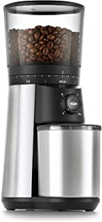 oxo conical burr coffee grinder 8717000