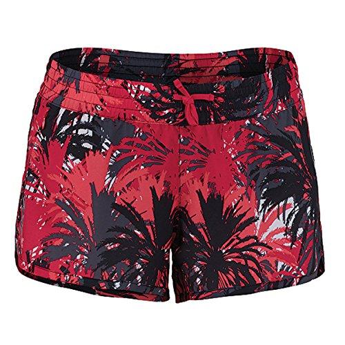 Zoot Damen Laufhose W Run 101 3 Zoll Shorts, Punch Camo Palm, M