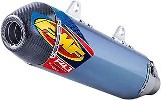 FMF 11-15 KTM 450SXF Factory 4.1 RCT Slip-On Exhaust (Blue Anodized Titanium with Titanium Mid Pipe and Carbon Fiber End Cap)