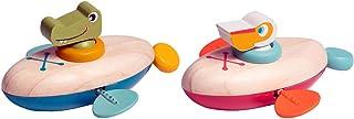 Toyslink Clockwork Water Canoe 2 Pieces Set