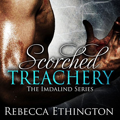 Scorched Treachery audiobook cover art