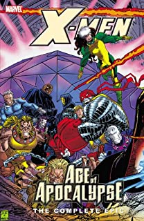 X-Men: The Complete Age of Apocalypse Epic - Book 3 (0785120513) | Amazon price tracker / tracking, Amazon price history charts, Amazon price watches, Amazon price drop alerts