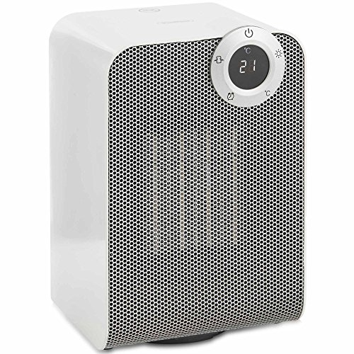 VonHaus Oscillating Ceramic Fan Heater 1800W – PTC Heat Technology...