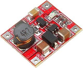 ILS – 3 V/3,7 V 5 V 1 A batería de litio Step Up Borde módulo mini móvil impulsa poder cargador módulo con bajo voltaje in...