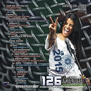 Mr Entertainer Karaoke Chart Hits Vol 126 - March 2015 (CD+G) MRH126 [Poly Sleeve] By Ellie goulding ,flo rida ,james bay (0001-01-01)