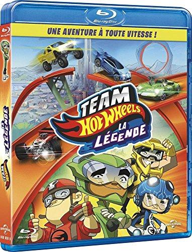Team Hot Wheels : la légende [Francia] [Blu-ray]