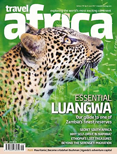 Travel Africa Magazine