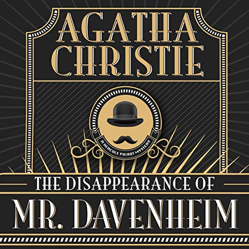 The Disappearance of Mr. Davenheim cover art