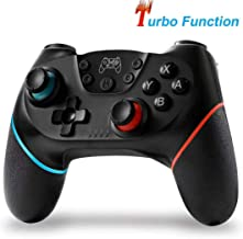 Piy Painting Wireless Switch Pro Controller Gamepad Joypad Remote Joystick for Nintendo..