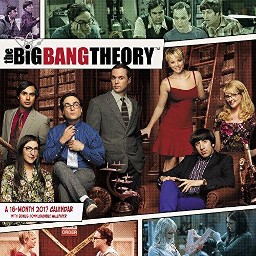 The Big Bang Theory Wall Calendar (2017)