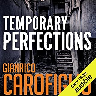 Temporary Perfections: Guido Guerrieri Series, Book 4 audiobook cover art