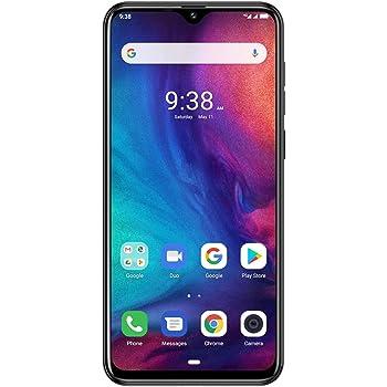 4G-Handy ohne Vertrag, Ulefone Note 7P 3GB RAM + 32GB ROM, Android 9, 6,1-Zoll-Tautropfen, Dual-SIM-Smartphone, Dreifache Rückfahrkamera, SIMlockfreie Telefon, OTG Entsperrte Fingerabdrücke