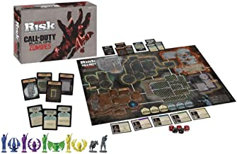 Risk Call of Duty Zombies Edition Board Game