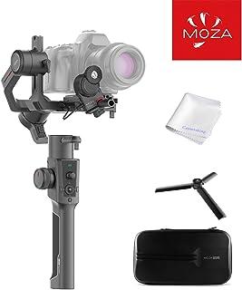 MOZA Air 2 - Sistema de estabilizador y Control electrónico motorizado 4 Ejes para cámaras sin Espejo y cámaras réflex Digitales de hasta 42 kg (MCG01)