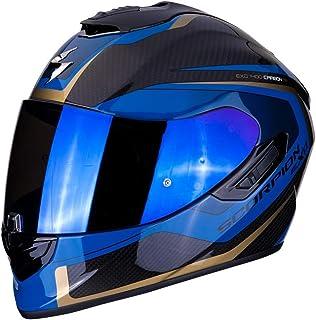 Amazonfr Casque Moto Carbone